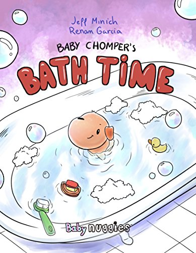Baby Chomper's Bath Time (Nuggies Book 6) (English Edition)