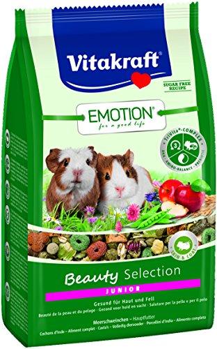 Vitakraft Emotion BeautySel. Junior  Meerschweinchen 5x 600g