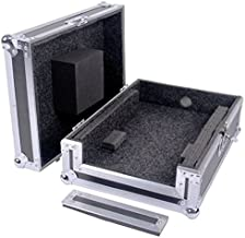 Fly Drive Case For 12-Inch DJ Mixer or Similarly Sized Equipment for Mixers Like Behringer DDM-4000, DJX-750. DENON DN-X1500, DNX-1100, DN-X1700, and Pioneer DJM-800, DJM-700 DEEJAY LED TBH12MIXE