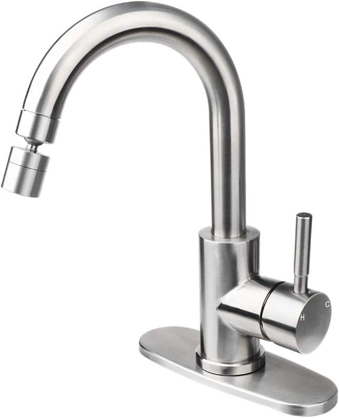 KWODE Modern Bar Sink Faucet Dual Aerator Function Save money ...