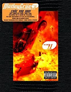 Music to Crash Your Car to 2 by Motley Crue