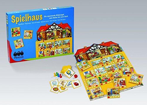 Spielhaus: EIN rasantes Spiel zur allgemeinen Sprachförderung!