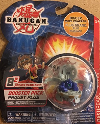 Bakugan Battle Brawlers - Grey Apollonir by Bakugan