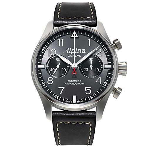 Alpina Geneve Startimer Chronograph AL-860GB4S6 Orologio da uomo sportivo...