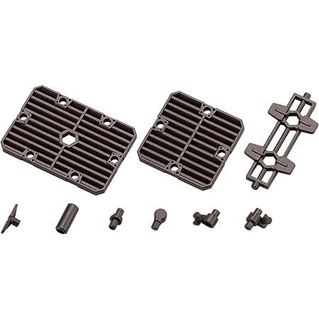 ヘキサギア ブロックベース06 スラットプレートオプション 全高46mm 1/24スケール プラモデル HG087