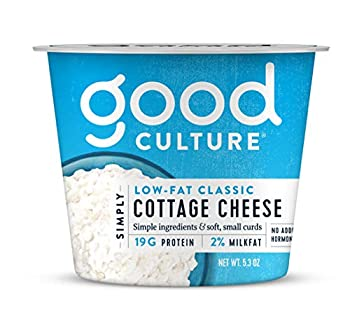 Good Culture Cottage Cheese 2% Low-Fat Classic 5.3 oz
