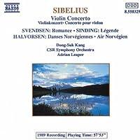 Sibelius: Violin Concerto (1991-03-21)