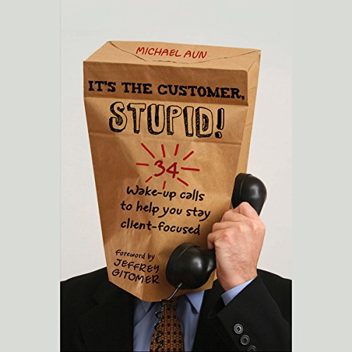 It's the Customer, Stupid! audiobook cover art