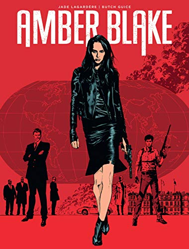 Amber Blake (English Edition)