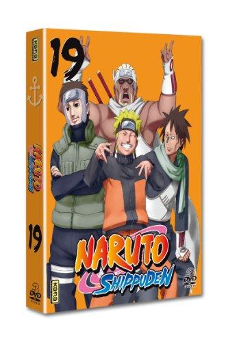 Naruto Shippuden-Vol. 19