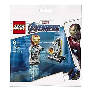 © 2019 The LEGO Group / Amazon.co.jp - レゴ マーベルスーパーヒーローズ アベンジャーズ アイアンマンとダミー 30452