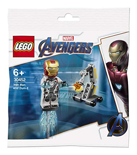LEGO Marvel Avengers Iron Man and Dum-E 30452 Polybag