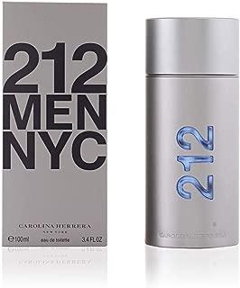 Carolina Herrera 212 Eau De Toilette Spray (New Packaging) 100ml