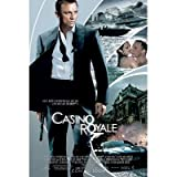 (24 x 36) Casino Royale Film (Action Collage, Daniel Craig