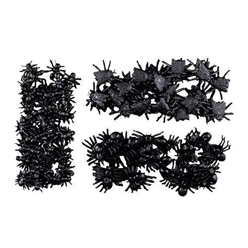 Widmann 8243F mieren, spinnen en vliegen set, unisex – volwassenen, zwart, één maat