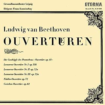 Beethoven: Ouvertüren