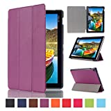 Skytar étui pour Tablette ASUS ZenPad 10 - PU Cuir Etui Flip Housse pour Tablette...