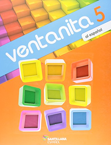 Ventanita Al Espanol. Libro Del Alumno - Volume 5 (+ Multirom)