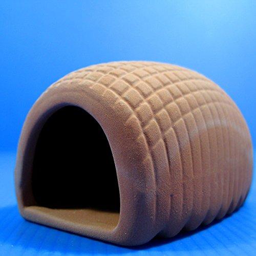 Bis Aqua Keramik Ablaichkasten Cave Aquarium Ornament–breedi NG ZWERGBUNTBARSCH Dutt kommen Decor Hide
