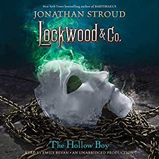 The Hollow Boy audiobook cover art