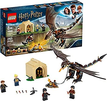 LEGO Harry Potter and The Goblet of Fire Hungarian Horntail Triwizard Challenge 75946 Building Kit  265 Pieces