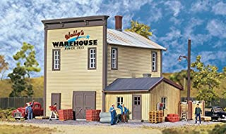 Walthers Cornerstone Wally's Warehouse Train