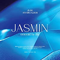 ジェイビージェイ95 - JASMIN (4th Mini Album) Album+Folded Poster (emerald by day ver.)[韓国盤]