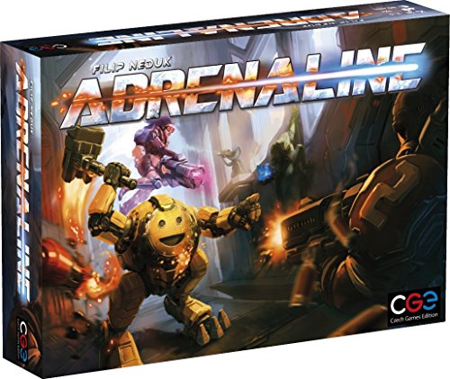 Czech Games Edition CGE00037 - Adrenaline
