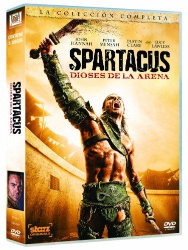 Spartacus: Dioses De La Arena -La Precuela [DVD]
