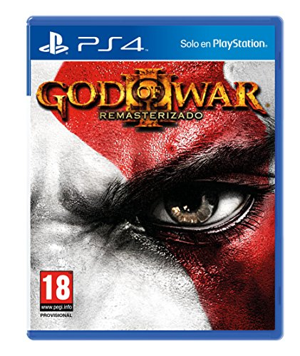 Sony God of War III Remastered, PS4 Basic PlayStation 4 ESP videogioco