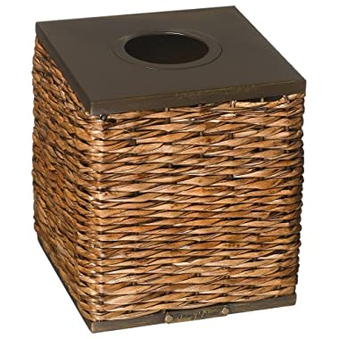 Tommy Bahama, Retreat Collection, Wicker Tissue Holder