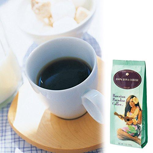 ハワイお土産 | ハワイアン・パラダイス 100%コナコーヒー