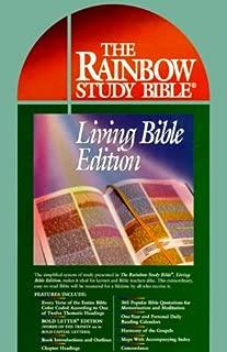 The Rainbow Study Bible, Living Bible Edition