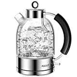 Electric Tea Kettle Glasses Review and Comparison