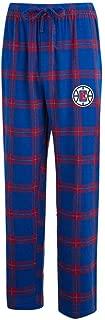 Los Angeles Clippers LA Men's Pajama Pants Plaid Pajama Bottoms