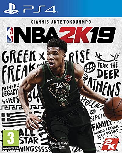 NBA 2K19 - PlayStation 4 [Edizione: Francia]