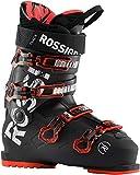 Rossignol Track 80 Ski Boots Mens Sz 10.5 (28.5) Black/Red