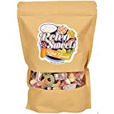 Large 1 Litre Bag of Retro Pick 'n' Mix Sweets – Perfect Happy Birthday, Wedding, Anniversary, Engagement, Thank You Gifts & Presents! (Standard Mix)