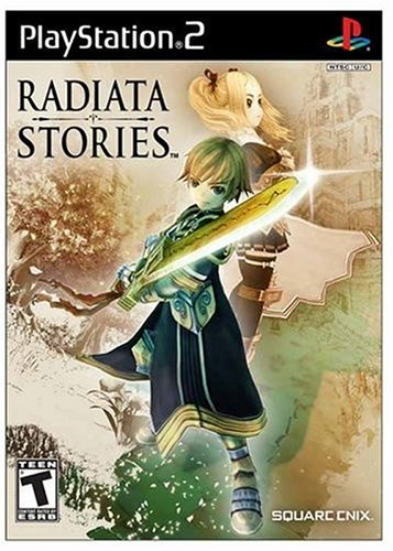 Radiata Stories - PlayStation 2 by Square Enix