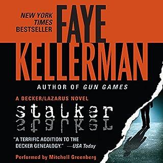 Stalker audiobook cover art