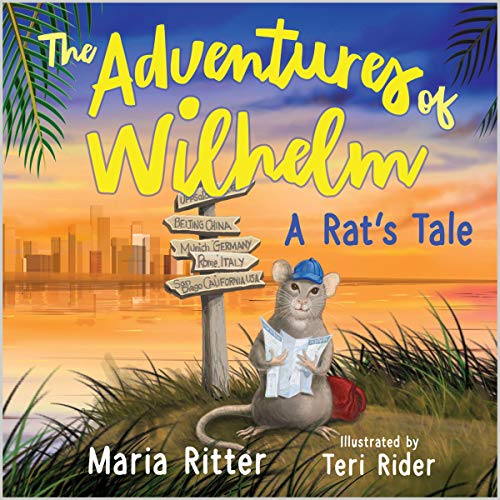 The Adventures of Wilhelm Audiobook By Maria Ritter cover art