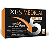 XLS Medical Forte 5 | Captagrasas | Pierde hasta 5 veces ms peso que solo...