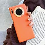 Coque Housse Étui for Huawei Maté 30 Protection Tout Compris Pur Premier Etui en Plastique avec...