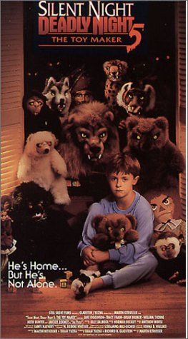 Silent Night, Deadly Night 5: The Toy Maker [USA] [VHS]