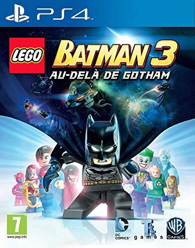 professionnel comparateur Lego Batman 3: Au-delà de Gotham choix