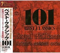 ベスト・クラシック 101 ( CD6枚組 ) BCC-100
