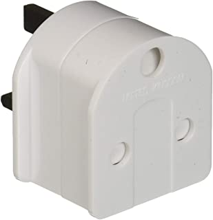 Ceptics GP-SA-UK South Africa to UK Grounded Plug Adapter (250V - Max 13A)