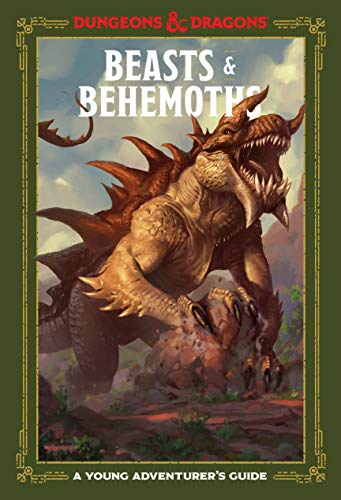Beasts & Behemoths (Dungeons & Dragons): A Young Adventurer