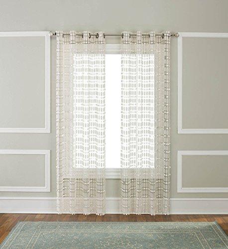 cortina macrame fabricante Renaissance Home Fashion