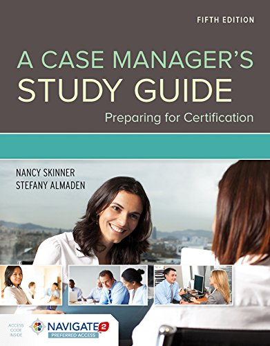 Download A Case Manager's Study Guide: Preparing for Certification 1284114880